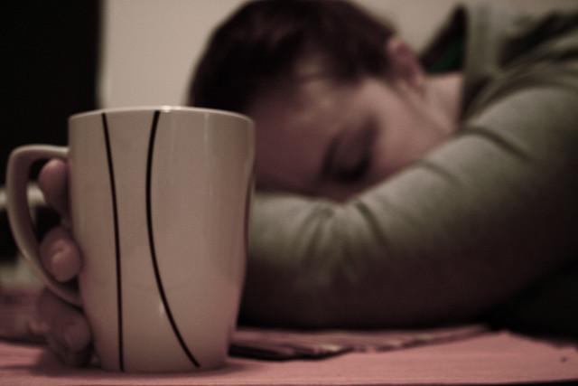 Flu Bug with the Morning Coffee (CC)