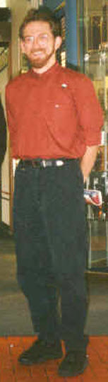 1990.May.31 - Me at my fittest - 165 lbs!