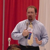 #23 -- 2001.05 Presenting at the Texas Library Association Conference