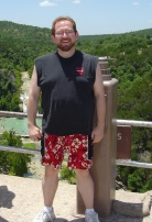 #26 -- 2004.07 In OK at turner falls