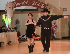 #36 -- 2008.01 Worlds - ProAm Two Step