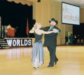 2013.01 Worlds - Waltz - ProAm