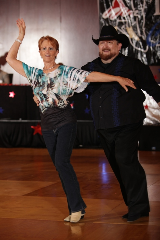 2013.05 Texas Classic - Donna and Tony - West Coast
