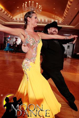 2013.05 Texas Classic - Sarah and Tony - Waltz