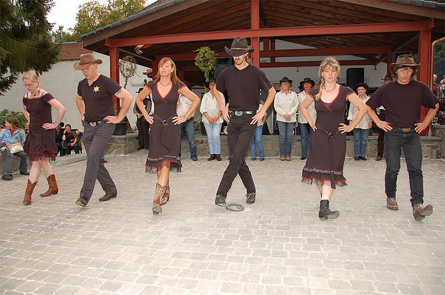 Top 10 Line Dances from the World Line Dance Newsletter for the Week ending 05/20/2012