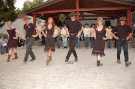 Line Dancers (CC)