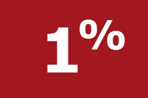 One Percent ©2011