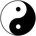 Yin Yang-Basic Black and White (CC)