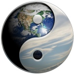 Yin Yang-Earth Sky (CC)
