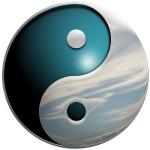 Yin Yang-Sky Blue (CC)