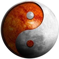 Yin Yang-Sun and Moon (CC)