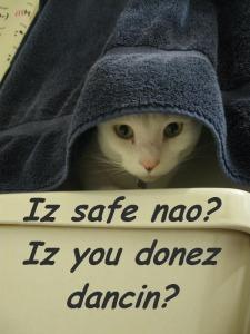 Iz safe nao? ©2012