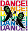 Dance with Dollar Signs on Boots ©