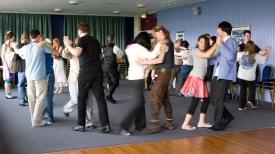 Group Dance Lesson 1 [CC]