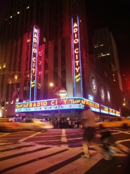 Radio City Music Hall [CC]