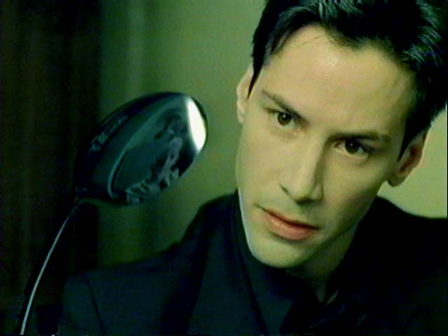 """""""There is no spoon"""" -- From the movie """"The Matrix"""""""