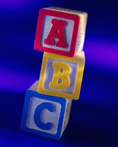 ABC Alphabet Blocks (CC)