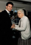 Dancing with Gradma at a Wedding (CC)