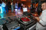 DJ at a party dance wedding (CC)