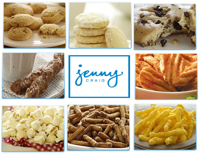Jenny Craig (TM) Chips and Snacks