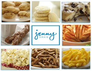 Jenny Craig (TM) Chips and Snacks