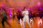 Line Dancers on the dance floor-Artistic Shot (CC)