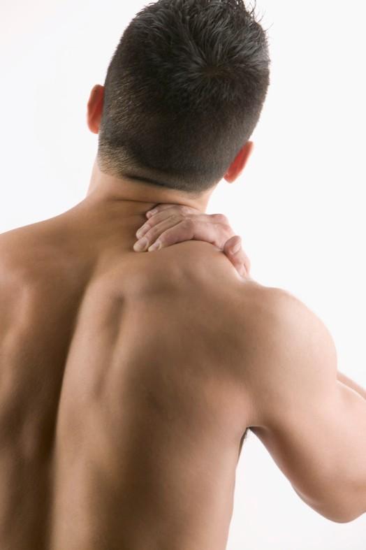 Man With Backache (CC)
