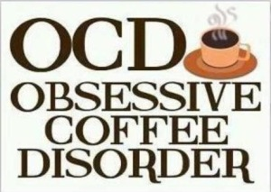 OCD - Source Unknown -- sorry I can't credit the image