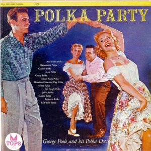 Polka Party Album Cover (CC)