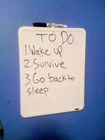 To Do List (CC)