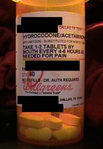 Pain Meds ©2012