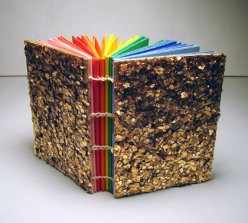 Golden Book with Rainbow Pages