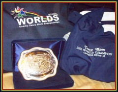 My Worlds Buckle, bag and jacket