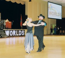ProAm Intermediate - Waltz - Worlds 2013