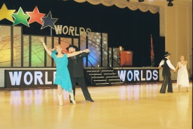 Intermediate Couples - Worlds 2013
