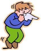 Man sneezing (CC)