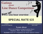 Curious about Line Dance Competition?