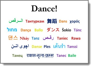 Language of Dance (c2013 TxCowboyDancer Designs)