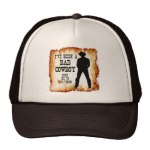 Ball Cap - I've been a bad cowboy send me to your room c2013 TxCowboyDancer Designs available on zazzle.com