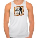 Tank Top - I've been a bad cowboy send me to your room c2013 TxCowboyDancer Designs available on zazzle.com