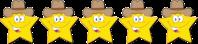 5 stars from TxCowboyDancer