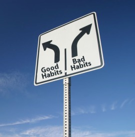 Good habits - bad habits