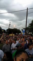 Rally / March in Oaklawn, Dallas TX