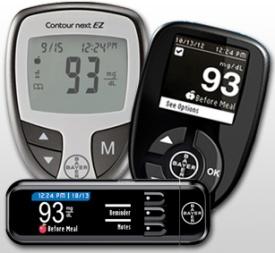 blood meters