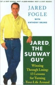 Jared the Subway Guy Book