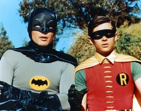 """Holy Insulin Shot Batman!"""