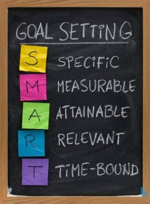 Set a real SMART goal