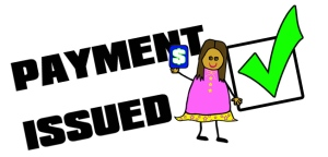 Payment Issued