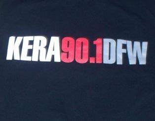 KERA 90.1 Tee Shirt