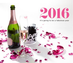 2016 is going to be a FABULOUS year